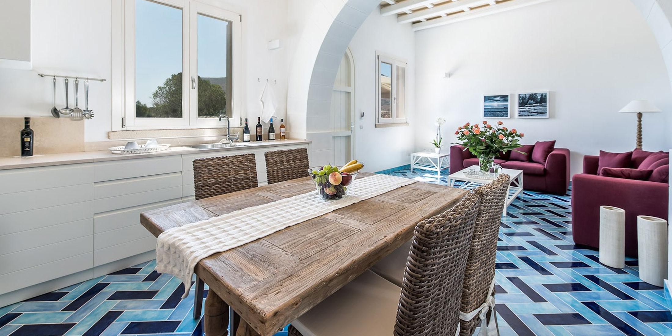 Calamoni Di Favignana Firriato Hospitality Apartments Wine